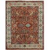 Capel Rugs Biltmore Heritage Shiraz Hand Knotted Red Area Rug