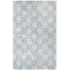 Capel Rugs Cococozy Hoop Hand Knotted Area Rug