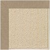 Capel Rugs Zoe Beach Sisal Machine Tufted Sandy/Beige Area Rug