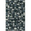 Capel Rugs Evening Shade Hand Tufted Charcoal Area Rug