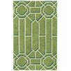 Capel Rugs Williamsburg Ironworks Hand Tufted Spa Green Area Rug