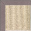 Capel Rugs Zoe Beach Sisal Machine Tufted Evening Area Rug