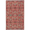 Capel Rugs Hamlet Hand Tufted Crimson Area Rug