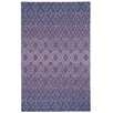 Capel Rugs Kevin O'Brien Rossio Hand Tufted Purple Area Rug