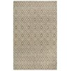 Capel Rugs Kevin O'BrienRossio Hand Tufted Biscuit/Yellow Area Rug