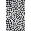 Capel Rugs Hable Construction Sky Heavenly Machine Woven Blue/Beige Area Rug