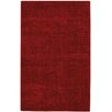 Capel Rugs Iceburg Hand Tufted Crimson Area Rug