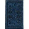 Capel Rugs Orinda Graphic Hand Tufted Sapphire Area Rug