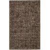 Capel Rugs Iceburg Hand Tufted Brown Area Rug