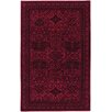 Capel Rugs Orinda Graphic Hand Tufted Red Area Rug