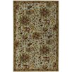 Capel Rugs Orinda Floral Hand Tufted Area Rug