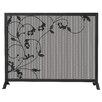 Uniflame Corporation 1 Panel Wrought Iron Screen