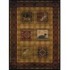 United Weavers of America Affinity Lodge Stamp Ivory Area Rug