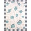 United Weavers of America Regional Concepts Shells Blue Area Rug