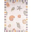 United Weavers of America Regional Concepts Sand And Shells Area Rug