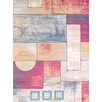 United Weavers of America Modern Texture Abstract Area Rug