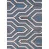 United Weavers of America Modern Texture Cupola Charcoal Area Rug