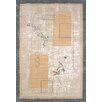 United Weavers of America Marquee Garden Natural Area Rug
