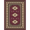 United Weavers of America Dallas Tres Burgundy Area Rug