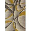 United Weavers of America Contours LaChic Silver Area Rug