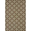 United Weavers of America Atrium Handmade Brown Indoor/Outdoor Area Rug