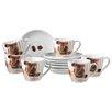 Josef Mäser GmbH Latte Macchiato Espresso Cup Set