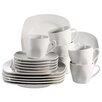 Josef Mäser GmbH Villa 18-Piece Porcelain Tea Set