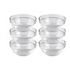 Josef Mäser GmbH Empilable 6 Piece Bowl Set
