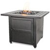 Endless Summer Steel Propane Outdoor Fire Pit Table