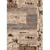 Dynamic Rugs Treasure Beige Abstract Area Rug