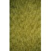 Dynamic Rugs Luxury Shag Olive Area Rug
