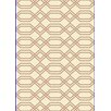 Dynamic Rugs Passion White/Beige Rug