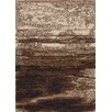 Dynamic Rugs Treasure Anthracite Abstract Rug