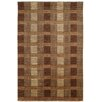 Dynamic Rugs Lounge Brown Area Rug