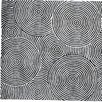 Dynamic Rugs Celeste Black / White Geometric Rug
