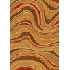 Dynamic Rugs Eclipse Spice Area Rug