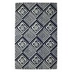 Dynamic Rugs Palace Blue/Ivory Geometric Area Rug