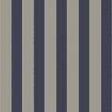 "Tres Tintas Barcelona Nostalgie Souligné 33' x 21"" Stripes Wallpaper"