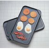 "Chef's Design 20"" Reversible Grill Pan and Griddle"