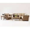 Parker James Alyssa Sectional with Cushion
