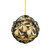 dCOR design Como 1 Light Globe Pendant