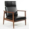dCOR design Aalborg High Back Chair