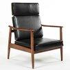 dCOR design Aalborg High Back Chair