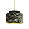 dCOR design Venlo 1 Light Drum Pendant