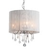 dCOR design Shasta 3 Light Drum Pendant