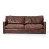dCOR design Larkin Leather Sofa