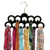 Sweet Home Collection 11 Ring Closet Hanger (Set of 3)