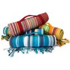 Sweet Home Collection Hand Made Fringed Roll Up Cotton Beach Blanket