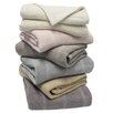 Sweet Home Collection Cozy All Season Cotton Knit Blanket