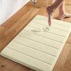 Sweet Home Collection Microplush Memory Foam Bath Mat